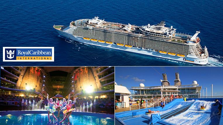 Allure Of The Seas Caribbean Cruises - Allure cruise ship