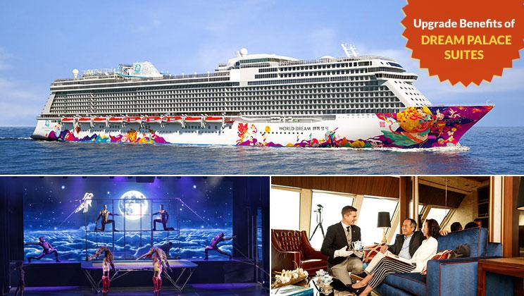 World Dream Cruise Hong Kong Cruise Cruises To Vietnam - The dream cruise ship