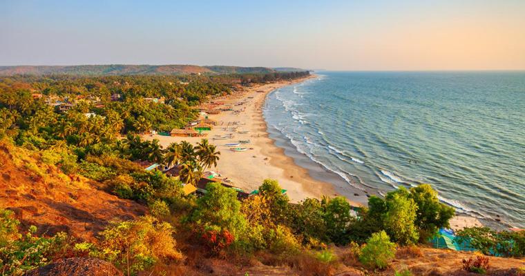 Lakshadweep via Goa