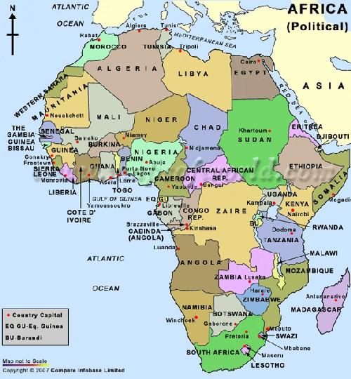 Africa Cruises | Cruises to Africa | Africa Cruise Booking Agents