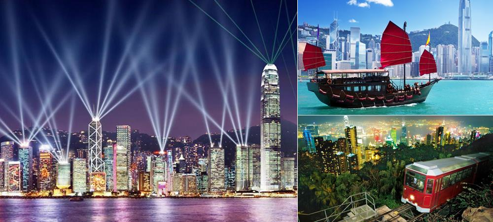Cruises from Hong Kong