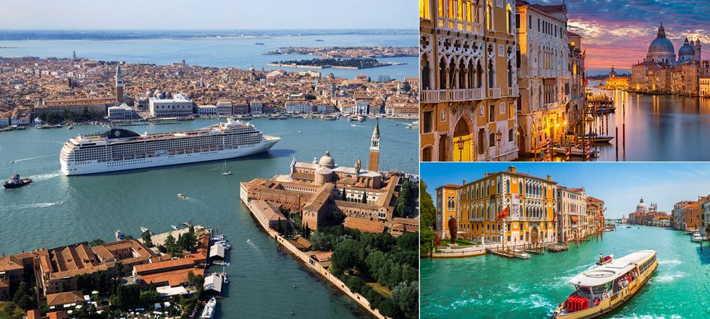 Cruises from Venice