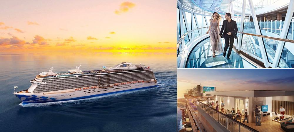 Enchanted Princess - An extraordinary new cruise experience!