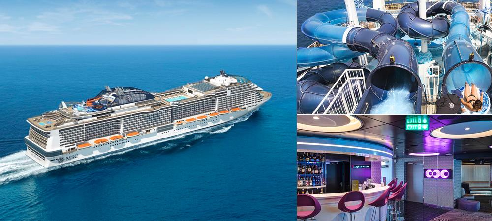 MSC  BELLISSIMA – The Most Beautiful New Flagship of the MSC Fleet