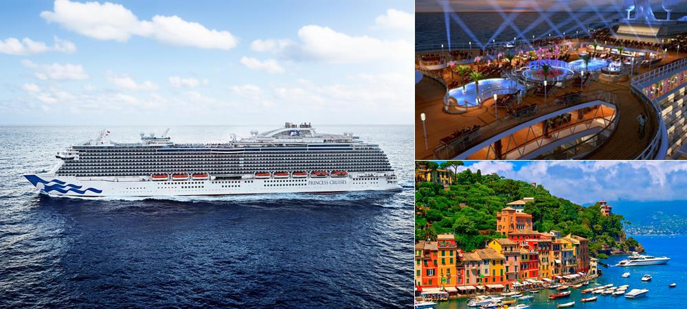 Regal Princess - Premium Cruising in Northern Europe