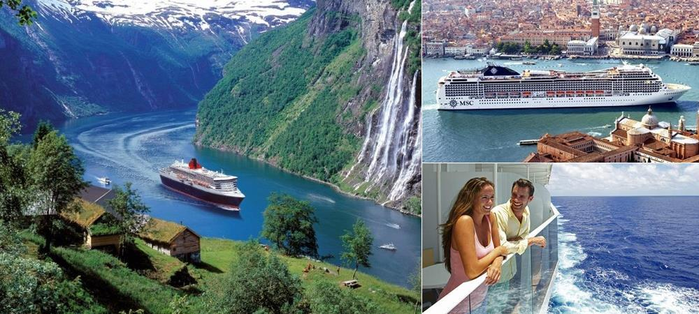Short Northern Europe Cruises from Apr to Sep 2019