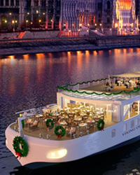 Christmas Market River Cruises in Europe