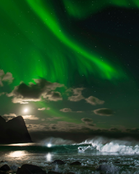Northern Lights Cruises - Witness the Magical Opulence of Nature