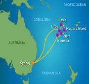 10 Night South Pacific Cruise