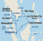 11 Nights Southeast Asia