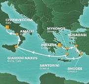 8 Night Greek Isles To Italy Voyage