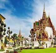 2 Nights Bangkok to Bangkok Cruise (Friday Dep)
