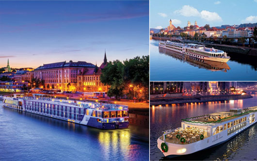 And a perfect way to explore a White Christmas in Europe is on luxury river cruise on the Danube, Seine or Rhine rivers which operate special Christmas ...
