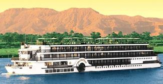 The Oberoi Philae Nile Cruiser